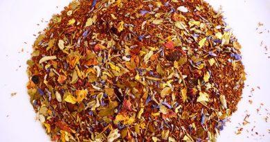 Flower Dance tea blend